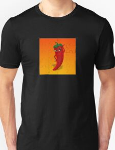 Red Pepper Diva Jigsaw Puzzle Unisex T-Shirt