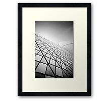 Surface of the Sails Framed Print