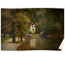 Bled Slovenia Poster