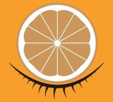 Orange Clockwork by Rechenmacher