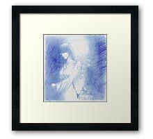 The Tarot: XVIII - The Moon Framed Print