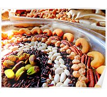 Nuts and Legumes...mmmm Poster