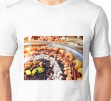 Nuts and Legumes...mmmm Unisex T-Shirt