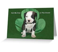 Happy Saint Patricks Day Greeting Card