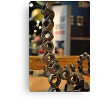 Magnetic Toys Canvas Print