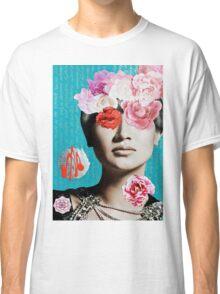 Rose Berry Splash Classic T-Shirt