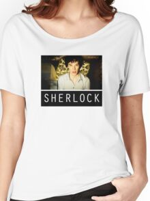 SHERLOCK T-SHIRT Women's Relaxed Fit T-Shirt