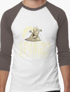 Do you like Sponge? Men's Baseball ¾ T-Shirt