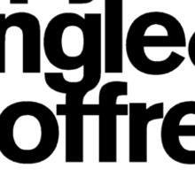 Rainbow - Zippy & Bungle & Geoffrey & George Sticker