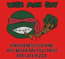Wise Man Say - Rude Kids Clothes