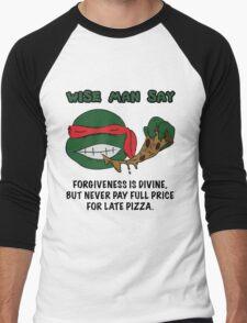 Wise Man Say - Rude Men's Baseball ¾ T-Shirt