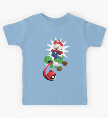 Gotta Eat Them All! Kids Tee