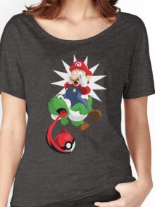 Gotta Eat Them All! Women's Relaxed Fit T-Shirt