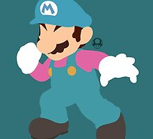 Mario (Cotton Candy) - Super Smash Bros.  by samaran