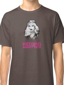 Black & White Glamorous Hedwig Classic T-Shirt