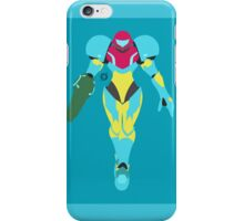 Samus (Fusion Suit) - Super Smash Bros. iPhone Case/Skin