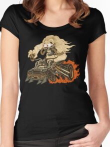Fury Fink Immortan Joe Women's Fitted Scoop T-Shirt
