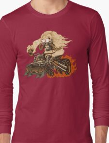 Fury Fink Immortan Joe Long Sleeve T-Shirt