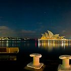 Campell cove Circular Quay by donnnnnny