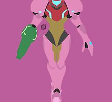 Samus (Pink Suit) - Super Smash Bros. by samaran