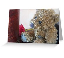 My Teddy Bear! Greeting Card