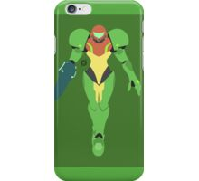 Samus (Green Suit) - Super Smash Bros. iPhone Case/Skin