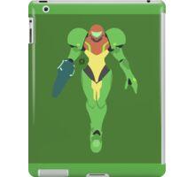 Samus (Green Suit) - Super Smash Bros. iPad Case/Skin