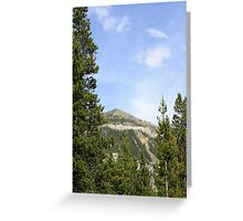 Waterton Lakes National Park Greeting Card
