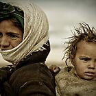 Nomads of High Atlas Mountains by Alina Uritskaya