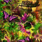 Spring Garden by CarolM