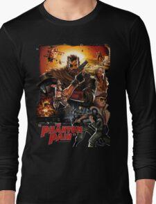 MGSV- Phantom Pain Long Sleeve T-Shirt