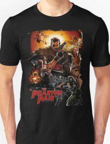 MGSV- Phantom Pain T-Shirt