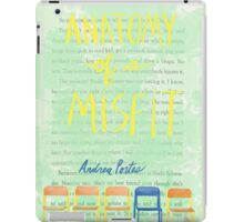 Anatomy of a Misfit Cover iPad Case/Skin
