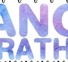 FTK Dance Marathon Sticker