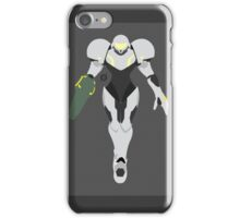 Samus (Light Suit) - Super Smash Bros. iPhone Case/Skin