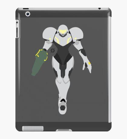 Samus (Light Suit) - Super Smash Bros. iPad Case/Skin