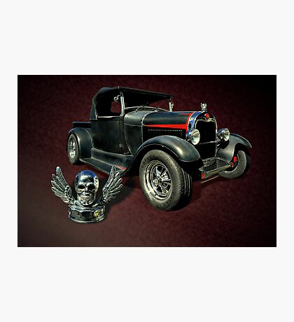 1928 Ford Roadster Photographic Print