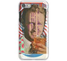 This Wealthy Man Has Been Brainwashed But He Is Smugly Self-Aware iPhone Case/Skin