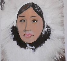 Eskimo Woman  by kreativekate