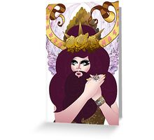 Trixie Mattel - Rupaul's Drag Race Greeting Card