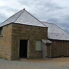 Oatlands Barn by DEB CAMERON