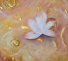 Lotus on a River of Dreams by bectilley