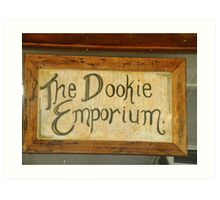 DOOKIE  Art Print
