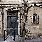 Arles: entrance to a town house by Revenant