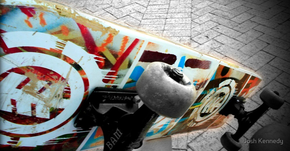 board smashin' by Josh Kennedy