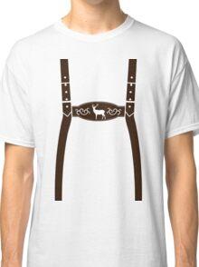 Oktoberfest - Lederhosen Classic T-Shirt