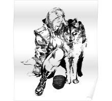Sniper Wolf - MGSV Poster