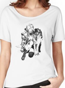 Sniper Wolf - MGSV Women's Relaxed Fit T-Shirt