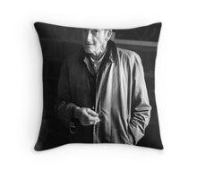 Farmer, Smithfield, Bala Throw Pillow