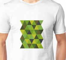 Forest triangles Unisex T-Shirt